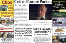 July 10th, 2019, Edition of the Niagara Reporter Newspaper