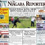 August 14th, 2019, Edition of the Niagara Reporter Newspaper