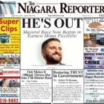 August 21st, 2019, Edition of the Niagara Reporter Newspaper