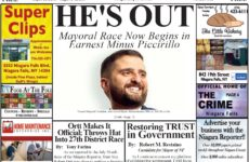 August 20th, 2019, Edition of the Niagara Reporter Newspaper