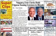 August 7th, 2019, Edition of the Niagara Reporter Newspaper