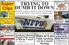 September 11th, 2019, Edition of the Niagara Reporter Newspaper