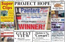 September 4th, 2019, Edition of the Niagara Reporter Newspaper