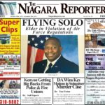 October 30th, 2019, Edition of the Niagara Reporter Newspaper