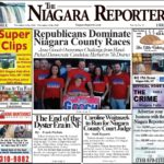 November 13th, 2019, Edition of the Niagara Reporter Newspaper