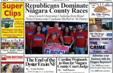 November 13th, 2019, Edition of the Niagara Reporter Newspaper