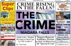 November 20th, 2019, Edition of the Niagara Reporter Newspaper