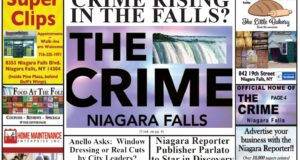 November 20th, 2019, Edition of the Niagara Reporter Newspaper