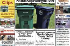 November 27th, 2019, Edition of the Niagara Reporter Newspaper