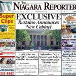 December 25th, 2019, Edition of the Niagara Reporter Newspaper