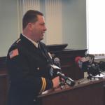 Police Chief Tom Licata.