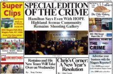 January 1st, 2020, Edition of the Niagara Reporter Newspaper