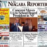 February 5th, 2020, Edition of the Niagara Reporter Newspaper