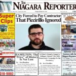 February 19th, 2020, Edition of the Niagara Reporter Newspaper