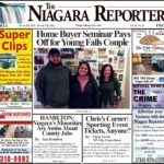 March 4th, 2020, Edition of the Niagara Reporter Newspaper