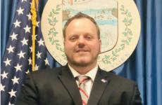 Niagara County Legislator Jesse Gooch
