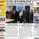 March 18th, 2020, Edition of the Niagara Reporter Newspaper