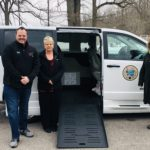 Niagara County Office for the Aging Adds Two New Wheelchair Accessible Vans to Fleet