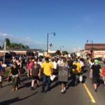 Despite Warning of Riots and Mayhem, Niagara Falls Demonstration on Friday was Peaceful