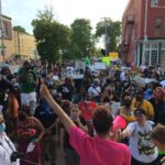 PHOTO GALLERY: Peaceful Demonstration to Protest Police Brutality in Niagara Falls on Friday, June 5th
