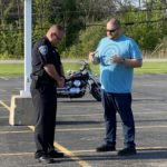 Niagara County Sheriff Filicetti Provides Leadership During Demonstration in Lockport