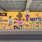 Black Lives Matter Mural Completed in Niagara Falls