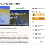 Go-Fund-Me Page for Little Bakery Raises Over $27,000 in First Nine Hours
