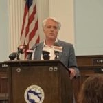 Niagara Falls Mayor Robert M. Restaino.