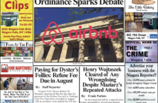 July 22nd, 2020, Edition of the Niagara Reporter Newspaper