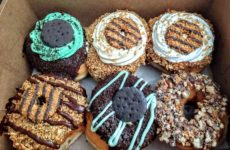 Paula's Donuts to Offer Special Girl Scout Cookie Donuts August 13th and 14th