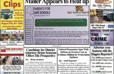 October 21st, 2020, Edition of the Niagara Reporter Newspaper