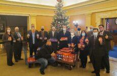 Niagara County Legislature Supports PB&J Drive