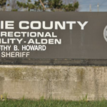 Erie County Inmate Breaks Off Sprinkler Head, Floods Cell, Then Inserts Sprinkler Into Rectum
