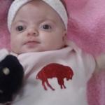 Niagara Falls Family Caring for Baby Born with Rare Disabilities Says Buffalo Bills Gives Them Hope