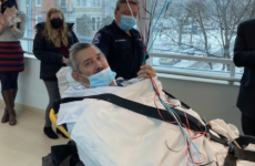 Michael Gawel on Road to Recovery After 67 Days at Niagara Falls Memorial Medical Center
