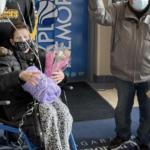 Niagara Falls Memorial Celebrates Discharge of Long-Term ICU COVID Patient