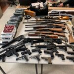 THE CRIME NF: Search Warrant Executed on 78th Street Leads to Seizure of at Least 24 Guns