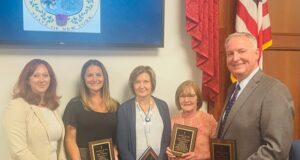Niagara County Gives out Beacon of Hope Awards to Health Department Leadership